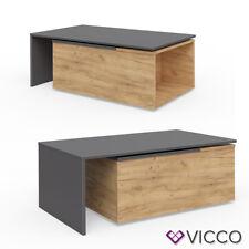 VICCO Couchtisch LEO 60x100cm Wohnzimmertisch Beistelltisch Kaffetisch Holztisch