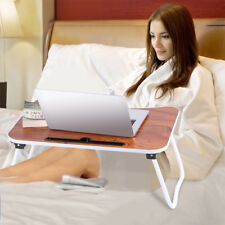Large Bed Tray Laptop Lap Desk Foldable Portable Standing Outdoor Camping Table