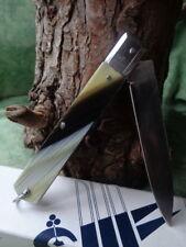 Couteau de Poche Italien Fraraccio Siciliano Lame Acier Inox Manche Abs CMF05