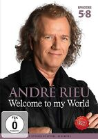 ANDRÉ RIEU - WELCOME TO MY WORLD (DVD 2)   DVD NEU