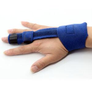 Middle Finger Splint Support Braces Brace Orthotics Strengthener Pain Relief UK
