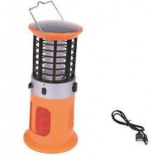 LAMPE TORCHE CAMPING SOLAIRE LED RECHARGEABLE TUE INSECTES MOUSTIQUE NEUF 0912