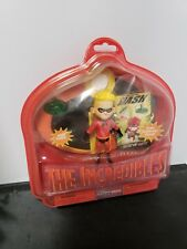 """2004 Disney Store Exclusive The Incredibles Dash 6"""" Action Figure Brand New Rare"""