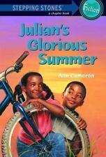 Julian's Glorious Summer A Stepping Stone Book