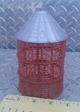 "1/64 Standi Toys ""rusty"" grain corn crib Bin 2165 bu Ertl Farm Toy Building"