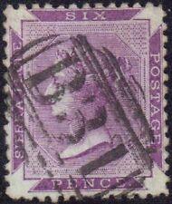 Duplex British Protectorate Postage Stamps