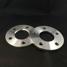 2 Pc Hub Centric Wheel Spacers 5X108 To 5X108 | 63.4CB | 12x1.5 | 5MM For Jaguar