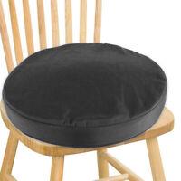 Round Chair Cushion Seat Pads Kitchen Dining Indoor/Outdoor Garden