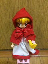 RARE Chacha Akazukin Chacha Figure Doll Toys Official Japan