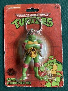 Nickelodeon Teenage Mutant Ninja Turtles Raphael TMNT Key Chain 2017