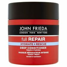 4 x John Frieda Full Repair Hydrate & Rescue Deep Conditioner 150ml