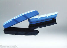 Road Brake Pads Blocks Inserts Cartridge Replacement for Shimano Brompton 8 prs