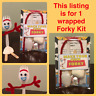 Individually Wrapped FORKY KIT TOY STORY 4 Make Your Own Party Treat Bags Craft