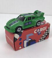 New Corgi Junior model Porsche 935 POLO Race Car (MIB) STOCKING FILLER