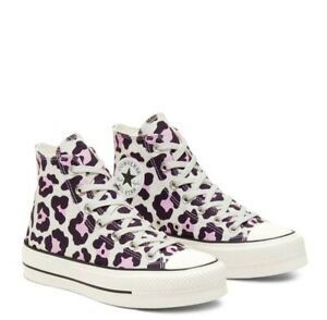 Converse Chuck Taylor All Star Leopard Athletic Shoes for Women ...