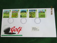 ROYAL MAIL FIRST DAY COVER OF GOLF 05/07/1994