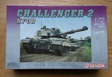 Dragon 7222 1/72 Challenger 2 Tank KFOR
