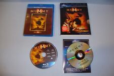 The Mummy (Blu-ray/DVD, 2012)