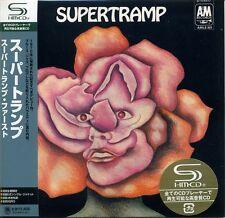 Supertramp Supertramp (1970) Japon MINI LP SHM-CD UICY - 93607