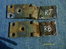 48 49 50 51 52 FORD PU TRUCK R door hinges HOT RAT ROD FLATHEAD V8