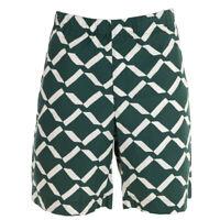 Loreak Short Vert Forêt Coton Bermudas Taille W 36 Soi 350
