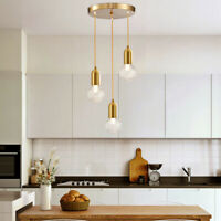 Bar Glass Lamp Home Chandelier Lighting Modern Ceiling Lights Room Pendant Light