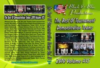 The Best of Demonstration and Sync Teams Vol. 15 2010 DVD