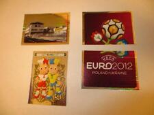 Panini EM 2012 aussuchen, 6 Glitzerbilder aussuchen