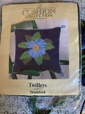 Twilleys of Stamford The Cushion Collection Printed Tapestry Pillow Kit 2268
