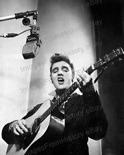 8x10 Print Elvis Presley Studio Session #EP2