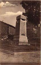 CPA   Estivareilles - Monument aux Morts pour la Patrie      (580763)