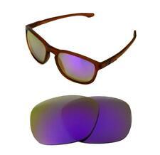 NEUF polarisé Personnalisé VIOLET verre pour Oakley Enduro Lunettes de soleil