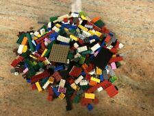 Lot of Assorted Legos: 900+ Pieces Incl. Figures, Tires & Set #7639 Camper