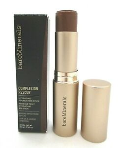 bareMinerals Complexion Rescue Hydrating Foundation Stick ~ Mahogany 11.5 ~ 10 g