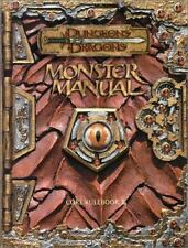 Monster Manual: Core Rulebook III Dungeons & Dragons