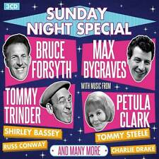 SUNDAY NIGHT SPECIAL - VARIOUS ARTISTS (NEW SEALED 3CD)