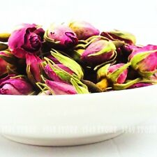 New French Rose Bud Scented Tea Herbal Tea Organic Imperial Dried Health Beauty