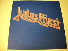 Judas Priest 2-sided 1988 Promo Decorator Flat Ram It