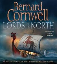 Saxon Tales: Lords of the North (3) by Bernard Cornwell (2007, CD, Abridged) New