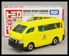 TOMICA 105 NISSAN NV350 CARAVAN 1/69 TOMY 2016 April New Model VAN YELLOW A