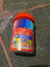 Faber-Castell  Connector Pen Bucket x 45 colours