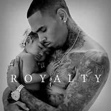 CHRIS BROWN ROYALTY 4 Extra Tracks Deluxe Edition CD NEW