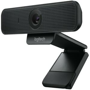 WEBCAM LOGITECH C925E FULL HD 1080P VIDEOCHIAMATA ZOOM SMART WORKING 960-001076