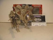 Transformers Movie 2007 Leader Class Starscream Action Figure