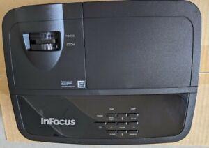 Infocus IN112X 3D Ready DLP Projector 3200 Lumens