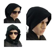 4 in 1 Termico in Pile basso di lenza Hood Passamontagna Neck-Più Caldo Cappello Invernale Sciarpa Maschera (GI)