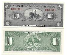 SÜD SOUTH VIETNAM 100 DONG 1955 UNC P 8
