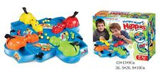 Niños Juego Divertido Regalo hambre hipopótamos placa de fiesta familia Chrismas juguetes para niños
