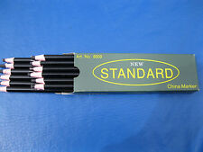 BLACK CHINA MARKERS PEEL-OFF GREASE PENCIL (12 COUNT) NEW STANDARD