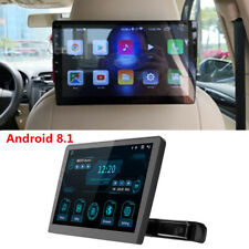 10.1' Inch Android 8.1 Car Rear Seat Monitor Display Multimedia Mp5 Player Wifi
